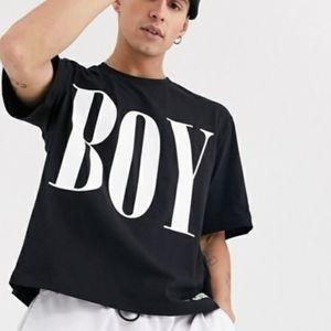 LOVE MOSCHINO Boy Print T-Shirt